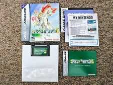 Tales of Phantasia (Game Boy Advance GBA)