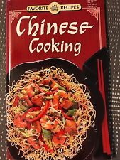 Chinese Cooking - Favorite All Time Recipes - Booklet