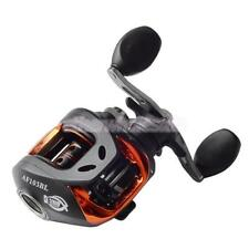 Baitcasting Reel Right/Left Hand Reel 6.3 1 Gear Ratio 10+1 BB Black