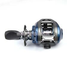 Baitcasting Reel Right/Left Hand Reel 6.3 1 Gear Ratio 10+1 BB Blue