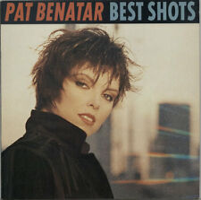 Best Shots Pat Benatar vinyl LP album record UK PATV1 CHRYSALIS 1987