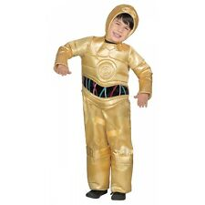 Star Wars Premium C3PO Costume Star Wars Halloween Fancy Dress
