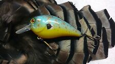 Custom Painted Crankbaits - Shallow Divers - Many Colors