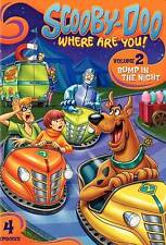 Scooby-Doo, Where Are You!  Volume Two: Bump in the Night,DVD,NEW,FREE SHIPPING