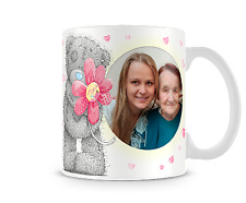 Personalised Custom Printed Photo Mug Any Image & Text