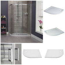 Variety Of Offset Shower Quadrant Enclosure Cubicle 6mm Glass + Tray