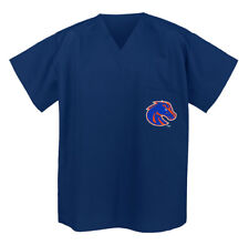 OFFICIAL Boise State SCRUB Shirts- Boise State Broncos Scrubs - TOP QUALITY!