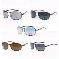 XLoop Fashion Aviator Sunglasses for Men - Casual Shades - Metal/Plastic Frame
