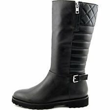 Easy Spirit Briano Womens Round Toe Leather Mid Calf Boot