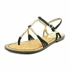 Kenneth Cole Reaction Womens SLAB A DAB Suede Split Toe Casual Ankle Strap Sa...
