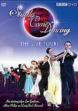 Strictly Come Dancing - The Live Tour (DVD, 2008)