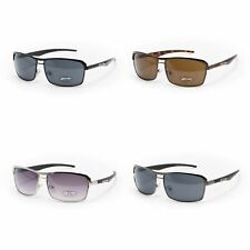 XLoop Aviator Sunglasses for Men - Fashion Shades - Metal/Plastic Frame