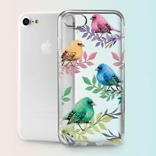 Cute Rabbit Bunny Animal TPU Silicone Cover Case Back Apple iPhone 5 6 7 Plus