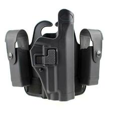 Tactical Right Drop Leg Thigh Pistol Holster with Mag Pouch For SIG SAUER P226