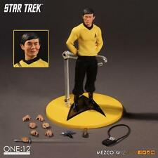 One-12 Collective Star Trek Sulu Action Figure  MEZCO TOYS  New In Box
