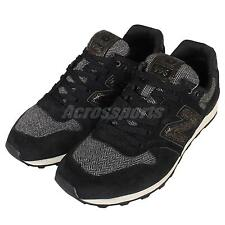 New Balance WR996NNB D Black Grey Suede Womens Running Shoes Sneakers WR996NNBD
