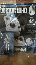 New Doctor Who Figurine Collection Mondas Cyberman and Magazine - Part 44