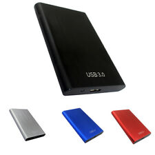 2.5 inch USB 3.0 to SATA 2TB External HDD Hard Disk Drive SSD Enclosure Case
