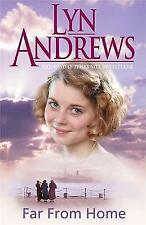 Far from Home by Lyn Andrews (Hardback, 2007) New Book