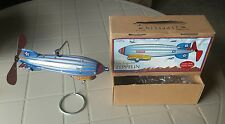 2007 Wind-Up TIN Schylling Los Angeles ZEPPELIN/Blimp - New in Box