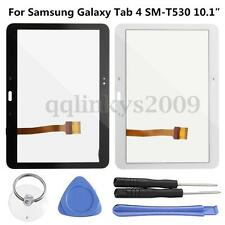 Touch Screen Digitizer Glass Lens Display For Samsung Galaxy Tab 4 SM-T530 10.1""