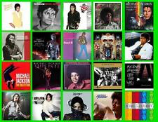 MICHAEL JACKSON ALBUM COVERS  20  PHOTO FRIDGE MAGNETS