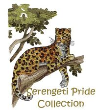 SERENGETI PRIDE COLLECTION - MACHINE EMBROIDERY DESIGNS ON CD