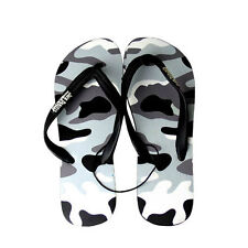 JACK DANIELS RACING JDR ADULTS CAMO FLIP FLOPS V8SUPERCARS SIZES 5-6 & 7-8