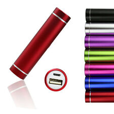 Portable Power Bank 2600mAh External Mobile USB Battery Charger for Cell Phone B