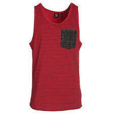 Volcom Tank Westport Tank Top Shirt red