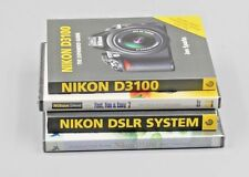 NIKON D3100 HOLIDAY SPECIAL  GIFT PACK W/ BASIC CONTROL/FUN N EAZY DVD, (037)