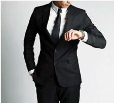 New Formal Mens Wedding Dress Slim Fit Stylish One-button Suits Casual Jackets