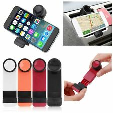 Universal Car Air Vent Mount Cradle Holder Stand for Mobile Smart Cell Phone OP.