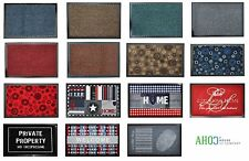 CLEARANCE SALES! Cheap Door Mat! Large Medium Small Discount Free Various Brand