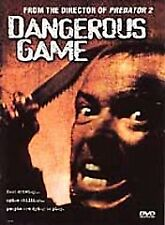 Dangerous Game (DVD, 2003)