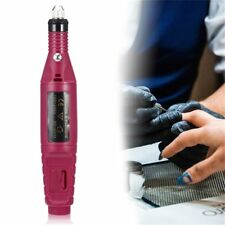Polish Pen Shape Electric Nail Drill Machine Art Salon Manicure File Tool LY