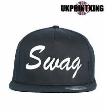 FUNNY SWAG SNAPBACK HAT CAP FASHION EMBROIDERED RAPPER CAPS HATS