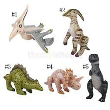 Inflatable Children Blow Up Dinosaur Toys Hen Stag Party Decor Swimming Kid Play