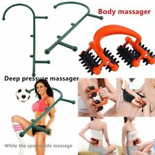 Sale Thera Cane Massager Body Muscle Deep-Pressure Therapeutic Massager Green SD