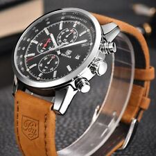 Reloj Hombre 2017 BENYAR Fashion Chronograph Sport Mens Watches Top Brand Luxury