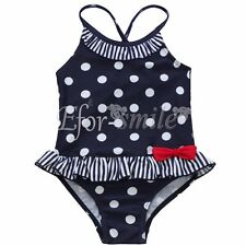 Toddler Kids Baby Girls Bikini Swimwear Swimsuit Bathing Suit Beachwear Clothes