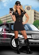 FBI Agent Mia Babe Costume Dream Girl Lingerie