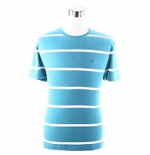 Tommy Hilfiger Mens Short Sleeve Stripe Crew-Neck Tee T-Shirt - $0 Free Ship