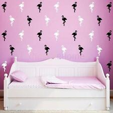 MagiDeal Flamingo Birds Removable Art Wall Stickers Home Bedroom Vinyl Decals