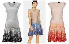 BNWT French Connection FCUK Spotlight NEW £145 Club Party Evening Skater Dress