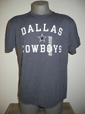 New Blue Dallas Cowboys NFL Football Authentic Men's Short Sleeve T-Shirt