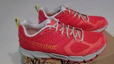 Womens Montrail Caldorado Trail Running Shoes Poppy Red/Zour Size 10.5 Medim NEW