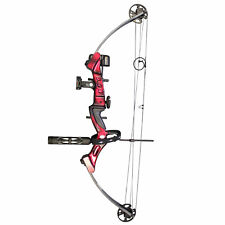 SAS Primal 35-50 lbs Target Compound Bow Pro Package 40 1/2 ATA w/ Carbon Limbs