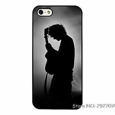Ed Sheeran Musican Silhouette Singer Phone Case Cover For iPhone / Samsung