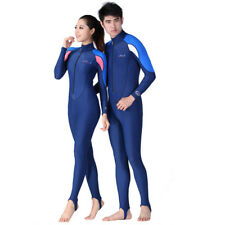 Men/Women Full Body Wetsuit Anti-UV Surf Swim Scuba Diving Snorkel Stretch Suit